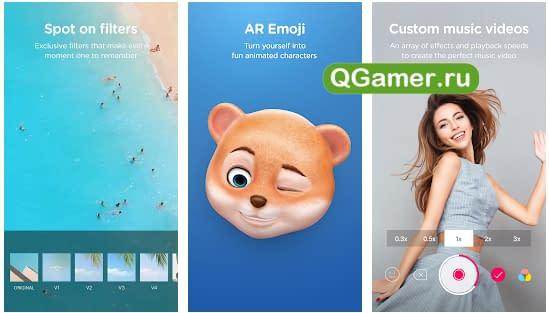 Лучшие приложения для создания селфи на Андроид