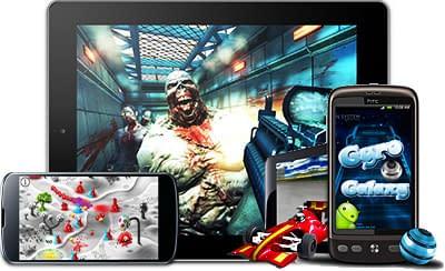Игры на iOS и Android