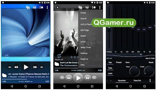 Подборка лучших бесплатных приложений для прослушивания музыки на Андриод